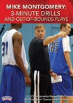 Mike Montgomery: 3 Minute Drills and Out of Bounds Plays